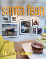 Santa Fean - The Home Issue