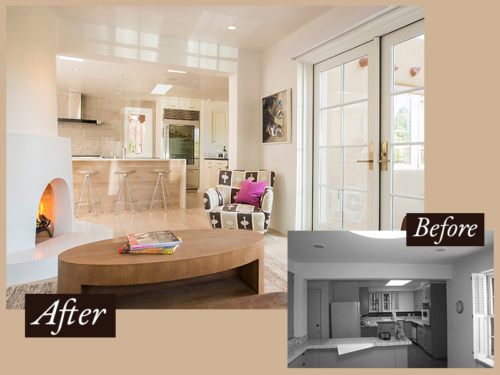 Canyon Road Soft Contemporary - Woods Design Builders