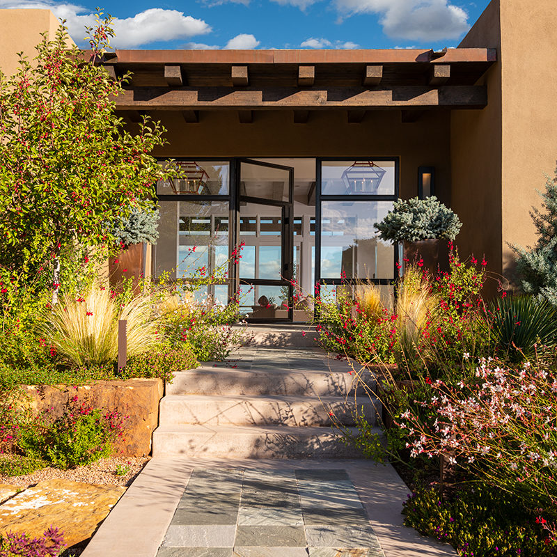 Santa Fe luxury homes