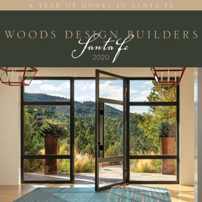 Woods Design Builders Santa Fe 2020 Calendar cover